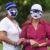 Máscaras bordadas en azul y blanco, una nueva forma ingeniosa de protestar y proteger la identidad