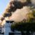 Incendio consume el matadero San Martín, en Nandaime