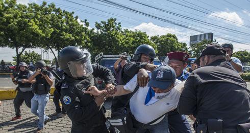 víctimas, represión, Ley del perdón, régimen, presos políticos, Nicaragua, Departamento de Estado