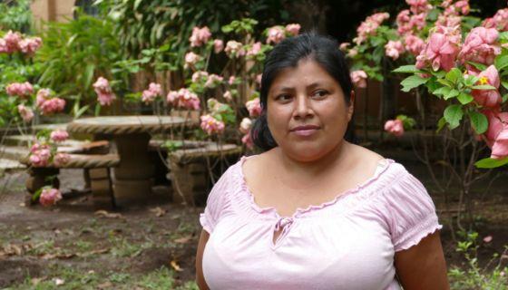 """Jasmina Dormus espera que este año las lluvias """"sean buenas"""" para lograr una buena cosecha. Sus registros de más de una década han variado en los últimos años. LA PRENSA/Cortesía"""