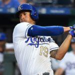 Cheslor Cuthbert alarga racha a 30 turnos sin dar de hit en la MLB