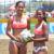 Nicaragüenses consiguen dinero y actuarán en Mundial de Voleibol de Playa Sub-21