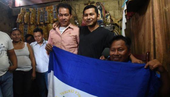 presos políticos, Nicaragu, Ley de Amnistía