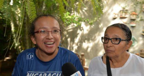Lucia Pineda, Nicaragua, presos políticos