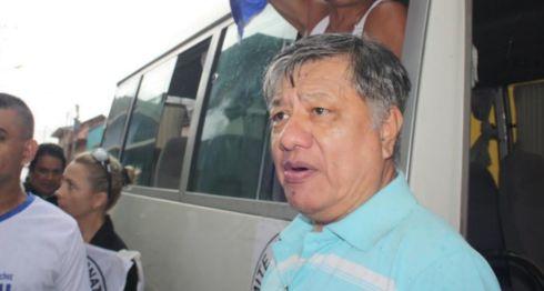 Carlos Brenes, presos políticos