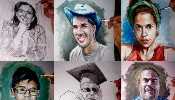 rostros, Nicaragua, presos políticos