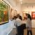 """""""Asómate"""" a la pintura de Nelson Estrada Solórzano: retratos familiares y otras expresiones"""