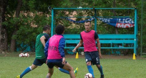 Carlos Montenegro es uno de los legionarios nicaragüense que juega en Costa Rica. LA PRENSA/JADER FLORES
