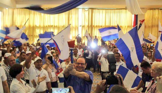 Presos políticos, Ciudadanos por la Libertad, elecciones, Nicaragua
