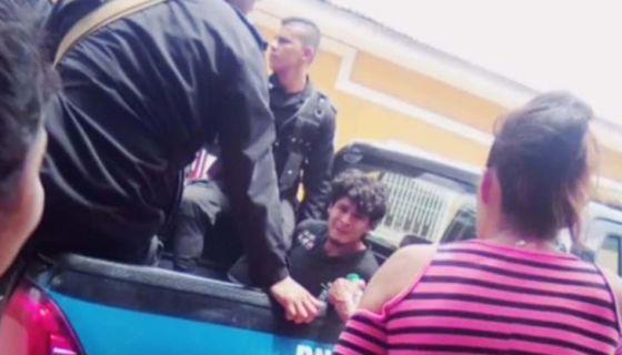 Diomedes Reyes, presos políticos