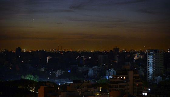 apagón, Argentina