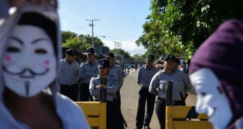 Presos políticos, Rosario Murillo, represión, Nicaragua
