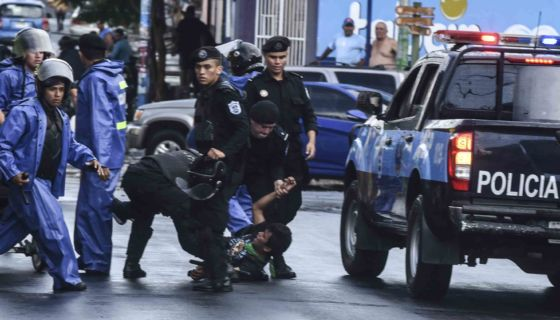 OEA, Luis Almagro, Nicaragua, presos políticos