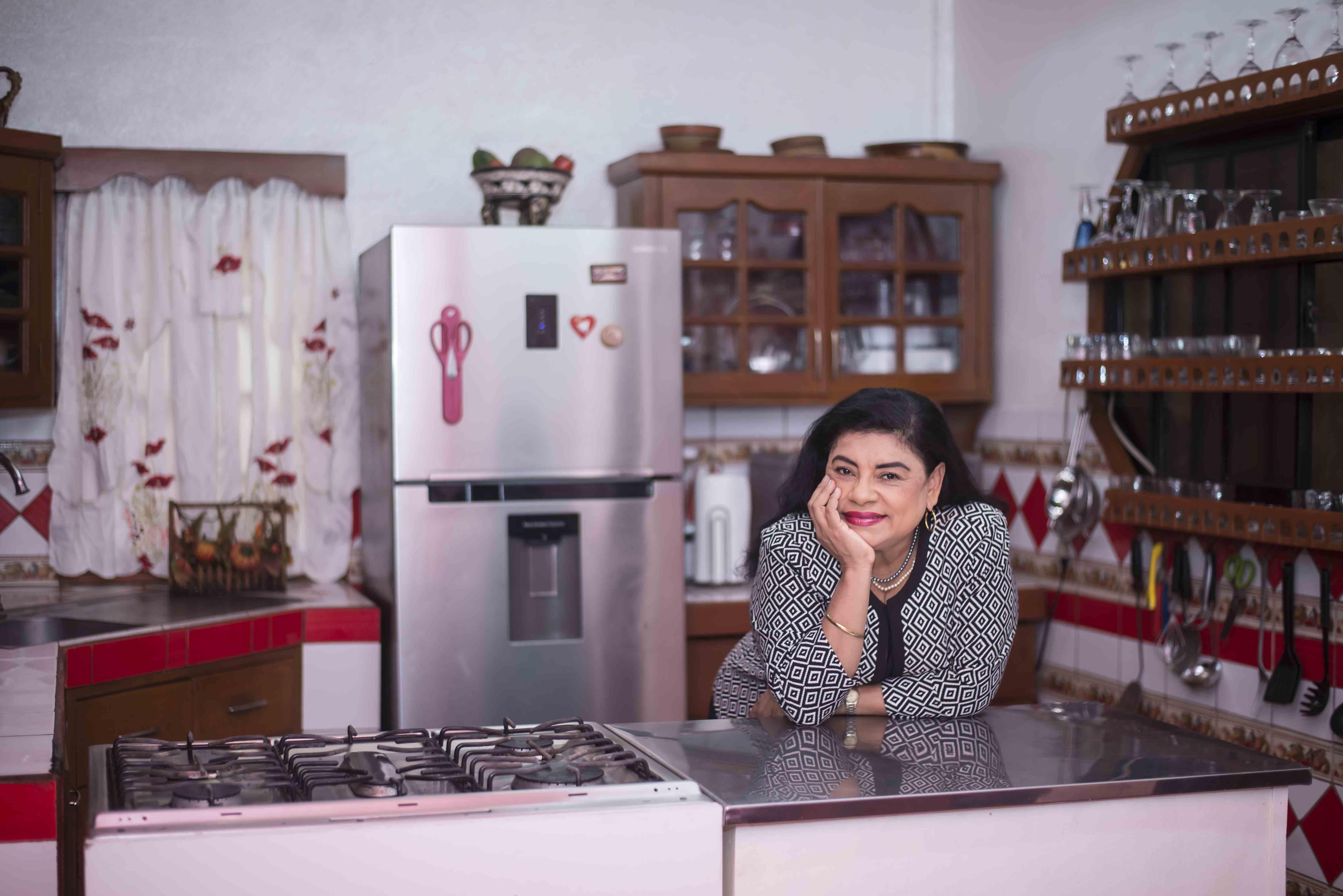 Maria Esther Lopez Si Fuera Presidente Un Dia Me Pegaria Un Tiro