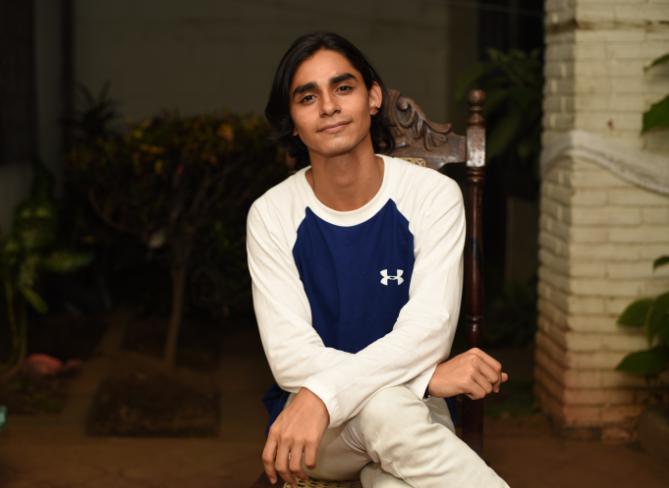 Nahiroby Olivas: De la guitarra y el ballet a la lucha en las calles y la cárcel. LA PRENSA/R.Fonseca