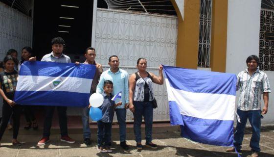 presos políticos, Carazo