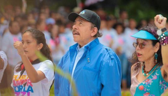 Daniel Ortega, sanciones