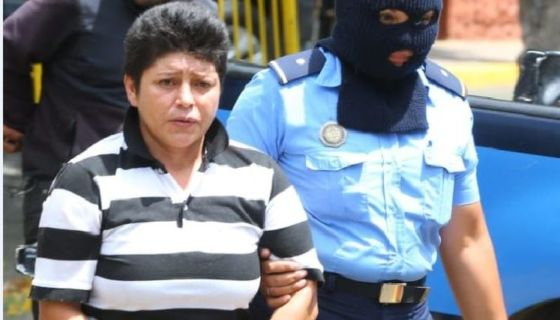 Yamileth Gutierrez, presos políticos