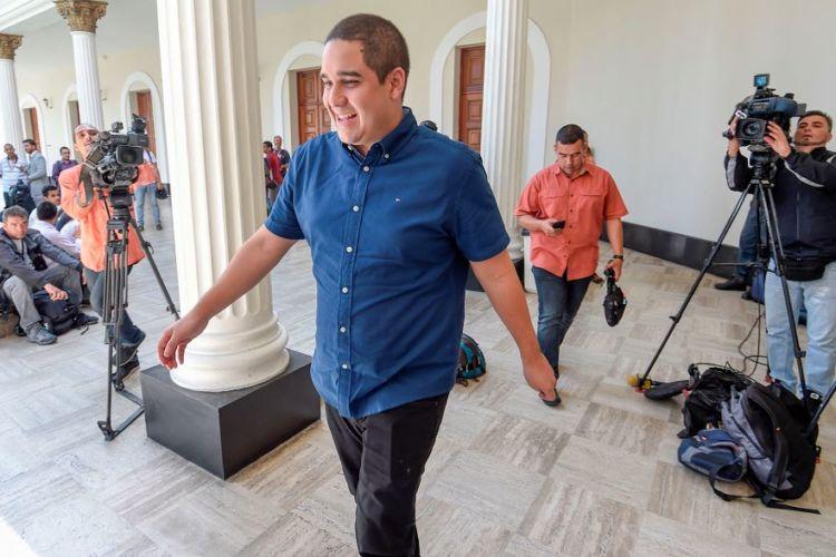 EEUU sanciona al hijo de Nicolás Maduro