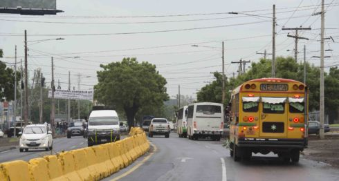 Pista San Juan Pablo II. Managua, Alcaldía