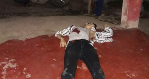 El Cua, Jinotega, tiroteo