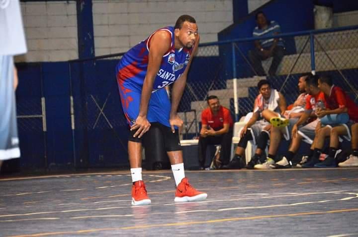 Nicaragüense Dalton Cacho. Foto Cortesía CentroBasquet News.