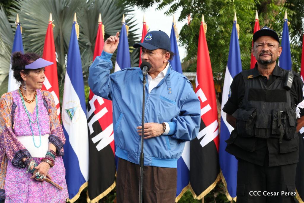 comisionado Avellán, Masaya, Policía
