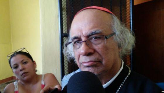 Nicaragua, OEA, Leopoldo Brenes