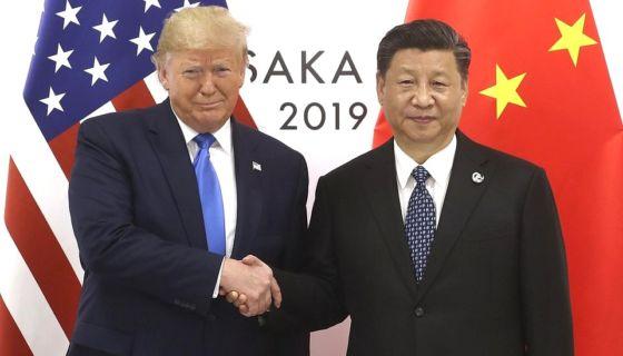 EE.UU, China, Trump, Xi Jinping, Guerra comercial