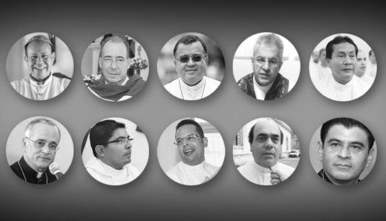 sacerdotes, Nicaragua, orteguismo