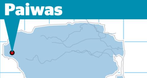 Paiwas, asesinatos