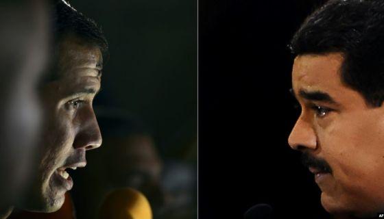 Nicolás Maduro, Juan Guaidó, diálogo, Barbados