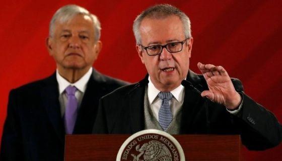 Carlos Urzúa, Renuncia, AMLO, México