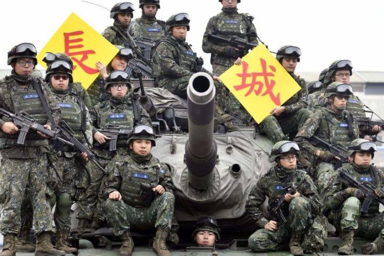 Taiwán, China, EE.UU