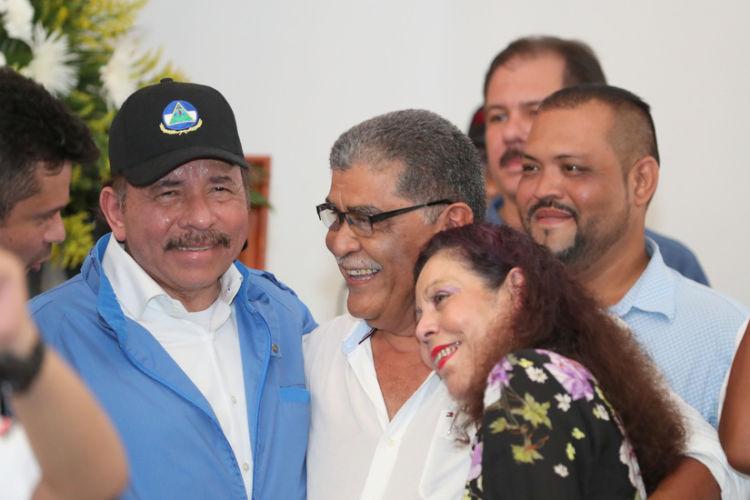 Jorge Acosta, Carazo, paramilitares