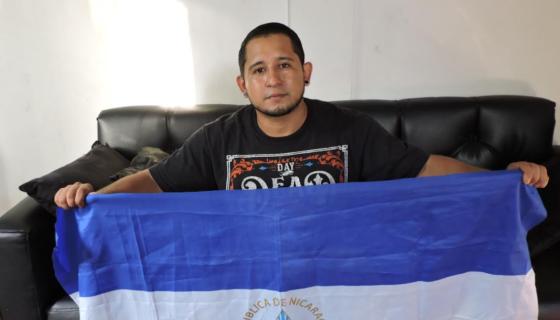Daniel Antonio Téllez Cruz, presos políticos