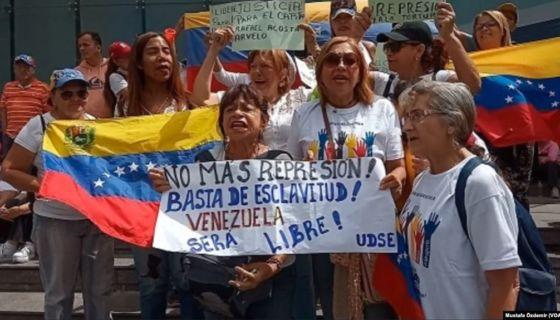 OEA, VOA, Venezuela