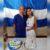 Con su traje de preso político y el pastel con los colores de Nicaragua: así fue la boda de un excarcelado matagalpino