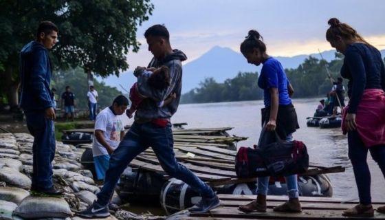 Asilo, Migración