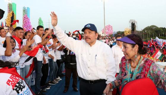 19 de julio, revolución sandinista, Nicaragua, FSLN