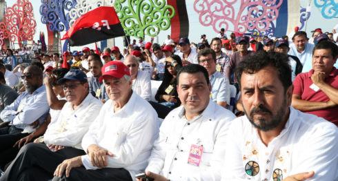 Daniel Ortega, Rosario Murillo, revolución, 19 de Julio