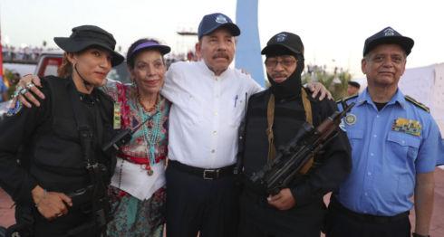 Funides, sanciones, represión, Daniel Ortega, Estados Unidos, recesión