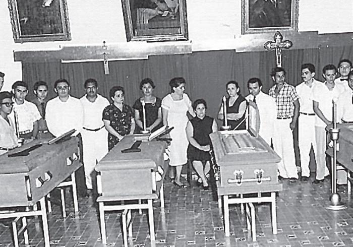 Masacre estudiantil