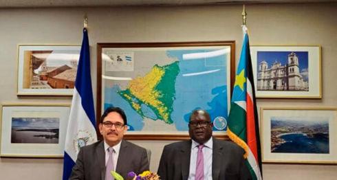 Sudán del Sur, Nicaragua, Irán, Estados Unidos, represión, Daniel Ortega