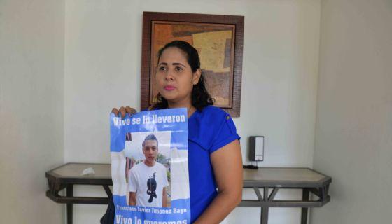 presos políticos, represión