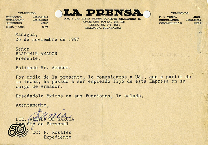 Bladimir Amador