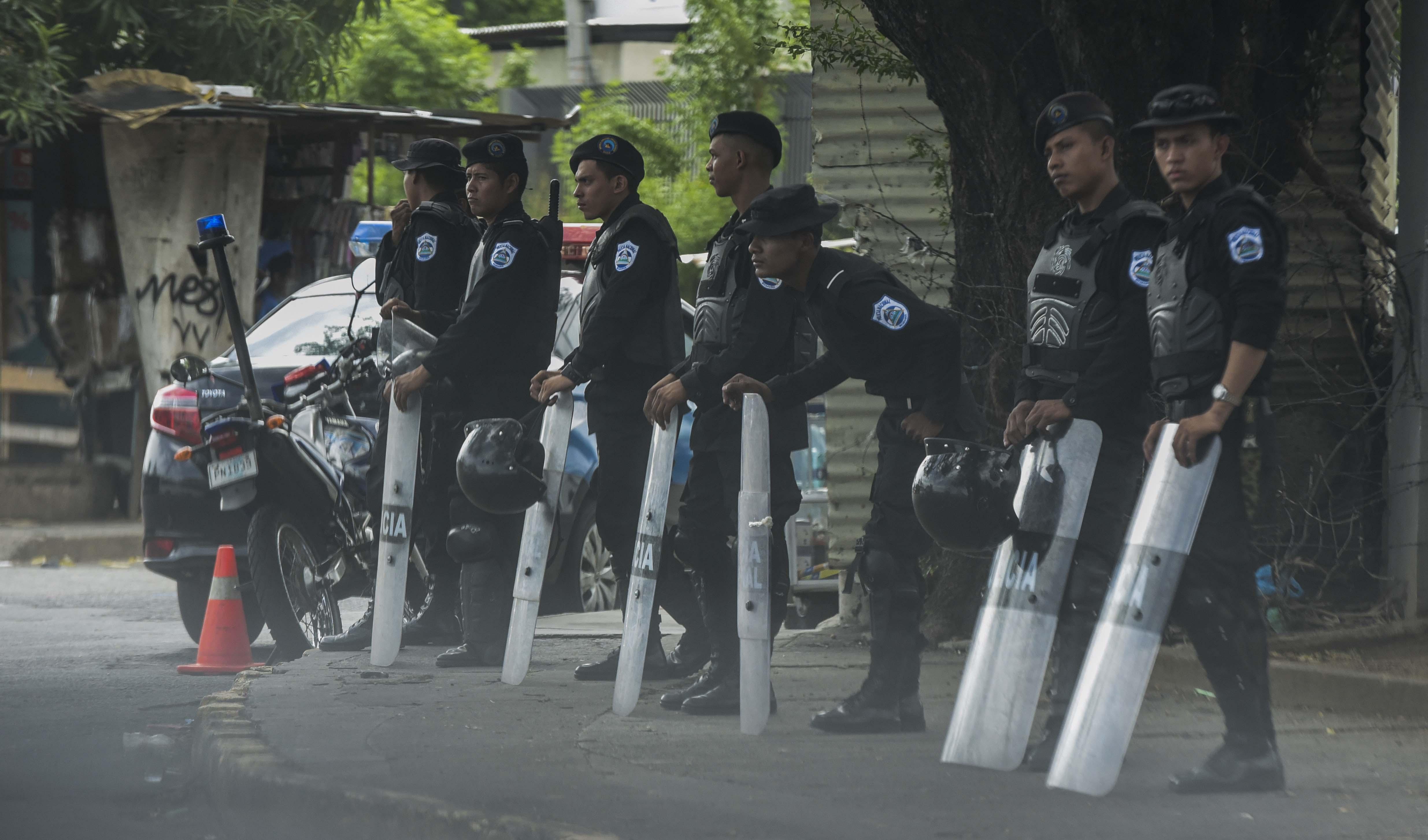 Gobierno de Nicaragua termina el diálogo con la oposición