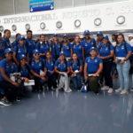 Selección Nacional de Beisbol Femenina viajó a Aguascalientes para Premundial