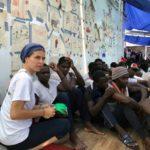 Europa acuerda recibir a los 356 migrantes a la deriva en el «Ocean Viking»