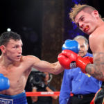 René Alvarado peleará título mundial junto a Canelo Álvarez